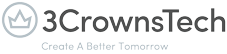 3 Crowns Technologies Logo